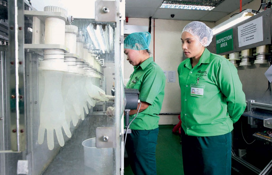We promote workers' rights in our factories and those of our suppliers